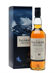 WHISKY TALISKER 10 ANNI CL 70 ASTUCCIATO