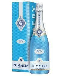 CHAMPAGNE POMMERY BLUE SKY CL 75